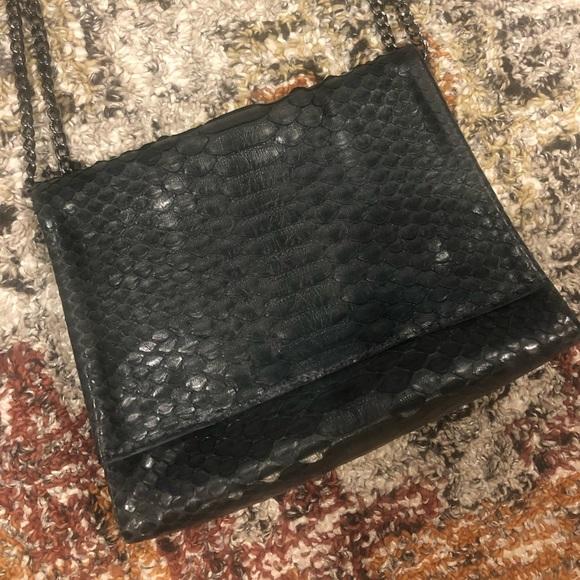 Archipelago Designs Handbags - Archipelago Designs python handbag